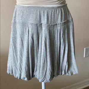 🖤Grey Ruffle BCBG Maxazaria Skirt